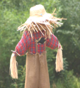 Scarecrow Making Contest