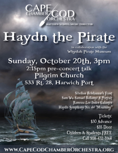 Haydn the Pirate