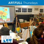 Paint Night with Michael Pearson