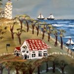 Folk Art Painting Workshop with Michael Giaquinto