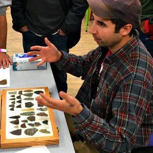 Massachusetts Archaeology Month October 2019 at CCMNH!