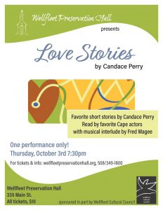 Love Stories: Staged Readings of Stories by Candac...