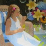 Still-Life Oil Painting with Maryalice Eizenberg; 6 wks. 9/30-11/4