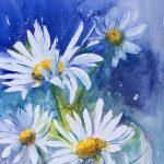 Vera Champlin - Inspired Watercolor, Wednesdays, Nov. 6 - Dec. 11; 9:15 am-12:15 pm.