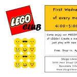 Lego Club at Sturgis Library