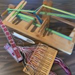 Gretchen Romey-Tanzer: Band Weaving with Inkle Looms and Rigid Heddles
