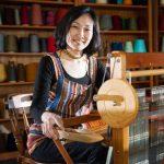 Making Clothing in the SAORI Way: A Demonstration Workshop with Mihoko Wakabayashi