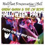 Halloween Dance Party feat. Sarah Swain & the Oh Boys!