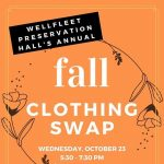 Fall Clothing Swap