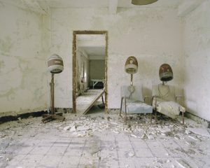 FORGOTTEN; A Photographic Essay of American Asylum...