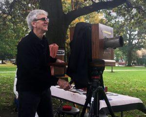 Gallery Talk & Demonstration with Tintype Photographer Craig Murphy