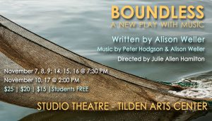 Boundless by Alison Weller