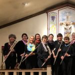 Conservatory Flute Choir Performance: Songs from the British Isles