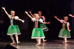 Cape Conservatory Ballet: Nutcracker, Land of Sweets