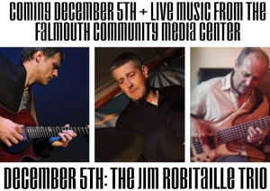 The Jim Robitaille Trio at FCTV