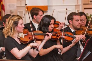 Cape Cod Chamber Orchestra Holiday Concert to Supp...