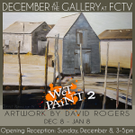 """Wet Paint 2"" - Artwork by David Rogers"