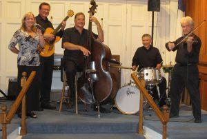 Bart Weisman Klezmer Swing Group Holiday Concert a...