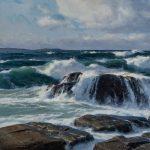 Don Demers - Painting the Plein Air Landscape in Oil; 9/22-25, 2020