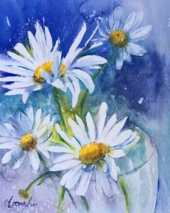 Vera Champlin - Inspired Watercolor, Wednesdays, J...