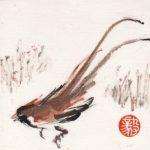 Marian Strangfeld - SUMI-E Brush Painting