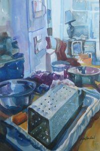 Watercolor w/ Julie Blanchard