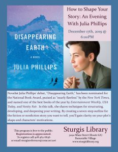How to Shape Your Story: An Evening With Julia Phi...