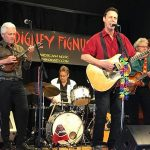 Digney Fignus Band: Sunday Afternoon Concert