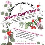 Winter Chef's Table