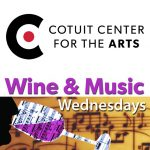 Wine & Music Wednesday, July 2020