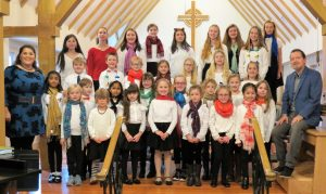 Conservatory Youth Choir