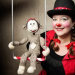 Puppet Show: Sock Monkey Circus
