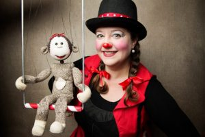 Puppet Show: Sock Monkey Circus