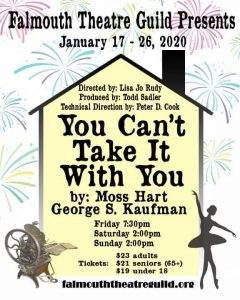You Can't Take It with You at the Highfield Theater
