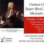 "Super Bowl Sunday ""Messiah"" Sing"