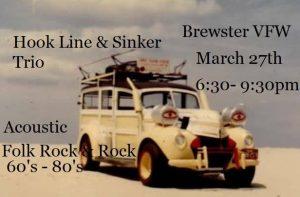Hook Line & Sinker Trio