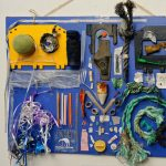 "Naturescape Gallery presents ""Beach Garbage"" by artist Suzanna Nickerson"