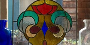 Beginner Stained Glass AM, February 2020