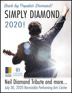 SIMPLY DIAMOND 2021- Neil Diamond Tribute and more...