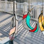 Whimsical Feathers in Stained Glass with Neil Maciejewski