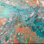 Introduction to Fluid Art: Acrylic Paint Pouring with Jim Bowen