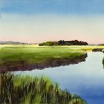 Marian Colman Workshop: Moving Along with Watercolor – The Landscape