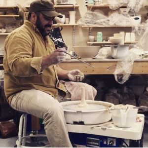 Postponed: Clay 101: Lets do this! with Seth Rainville