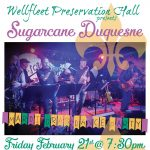 Mardi Gras Dance Party with Sugarcane Duquesne