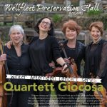Afternoon Concert Series: Quartett Giocosa