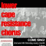 Lower Cape Resistance Chorus