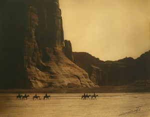Edward Curtis Photography Exhibition