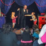 Marcus the Magician Performs for the Whole Family!