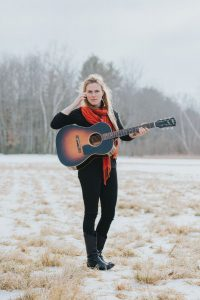 Cancelled - Folk/Americana Concert with Caroline Cotter