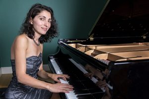 Cancelled - Pianist Ana Glig in Solo Recital